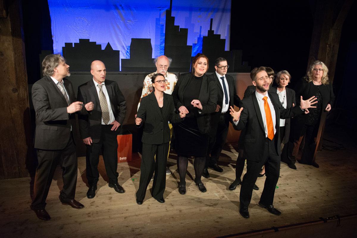Theater Podium84, Lindau